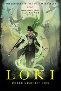 Hardcover Loki: Where Mischief Lies Book