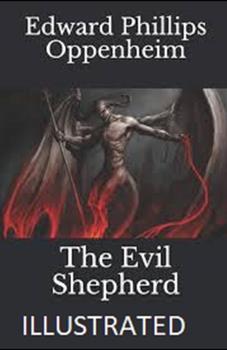 Paperback The Evil Shepherd Illustrated Book
