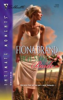 High-Stakes Bride 0373274734 Book Cover