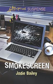 Mass Market Paperback Smokescreen (Love Inspired Suspense) Book