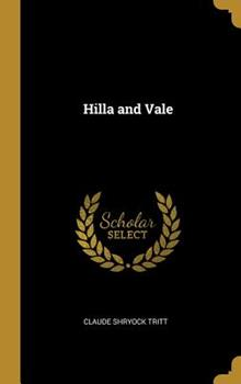Hardcover Hilla and Vale Book