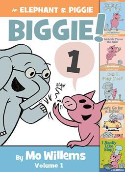 An Elephant & Piggie Biggie! - Book  of the Elephant & Piggie