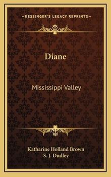 Hardcover Diane : Mississippi Valley Book
