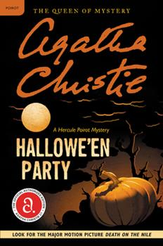 Paperback Hallowe'en Party : A Hercule Poirot Mystery Book