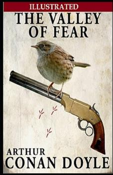 Paperback The Valley of Fear Illustrated Book