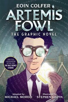 Eoin Colfer Artemis Fowl: The Graphic Novel 1368043704 Book Cover