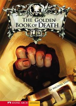 The Golden Book of Death - Book  of the Library of Doom