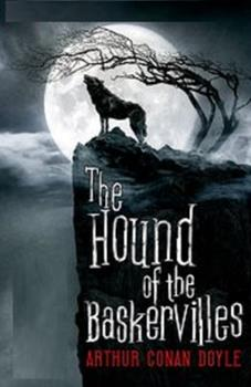 Paperback The Hound of the Baskervilles Illustrated Book