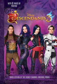 Hardcover Descendants 3 Junior Novel Book