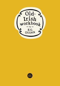 Paperback Old-Irish Workbook Book