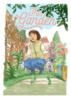Hardcover The Garden Book