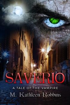 Paperback Saverio: A Tale of the Vampire Book