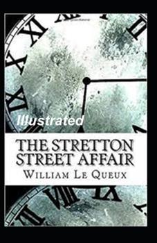 Paperback The Stretton Street Affair Illustrated Book