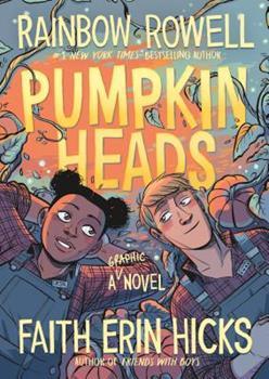 Pumpkinheads 1626721629 Book Cover