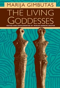 The Living Goddesses 0520229150 Book Cover