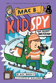 Top Secret Smackdown 1338143719 Book Cover