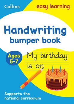 Paperback Handwriting Bumper Book: Ages 5-7 Book