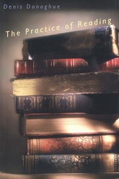 The Practice of Reading 0300082649 Book Cover
