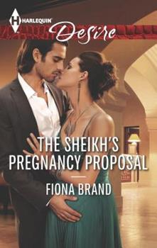 The Sheikh's Pregnancy Proposal 0373733879 Book Cover