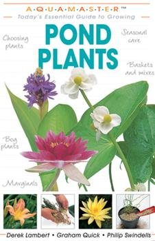 Pond Plants (Aquamaster) 1931993815 Book Cover