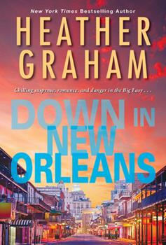 Mass Market Paperback Down in New Orleans Book