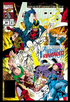 Avengers Epic Collection Vol. 24: The Gatherers Strike! - Book #22 of the Avengers 1963-1996 #278-285, Annual