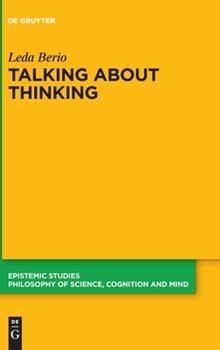 Hardcover Talking About Thinking Book