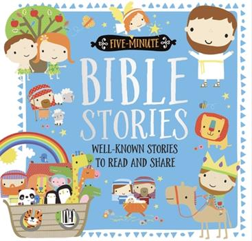 Five-Minute Bible Stories - Book  of the 5-Minute Stories