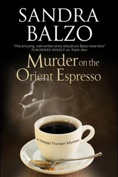 Murder on the Orient Espresso 1847518710 Book Cover