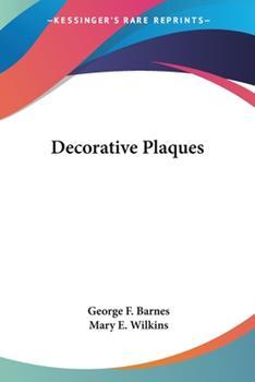 Paperback Decorative Plaques Book