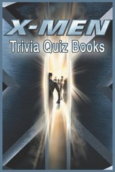 Paperback X-Men Trivia Quiz Book
