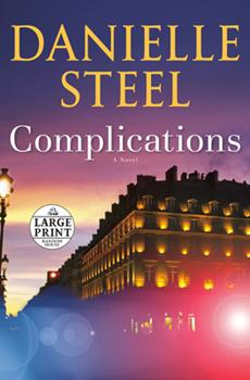 Paperback Complications [Large Print] Book