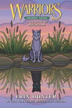 Paperback Warriors: a Shadow in RiverClan Book