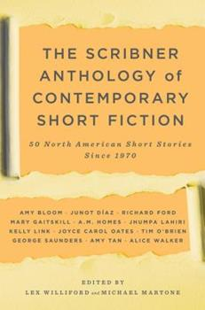 The Scribner Anthology of Contemporary Short Fiction: Fifty North American Stories Since 1970 1416532277 Book Cover