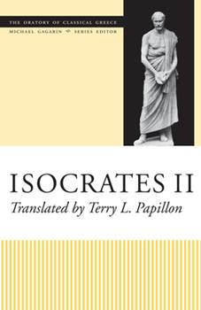 Paperback Isocrates II Book