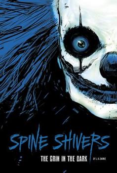 The Grin in the Dark - Book  of the Spine Shivers