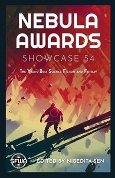 Paperback Nebula Awards Showcase 54 Book
