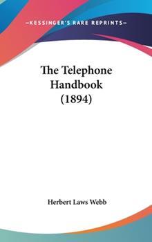 Hardcover The Telephone Handbook Book