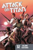 Paperback Attack on Titan, Vol. 32 Book