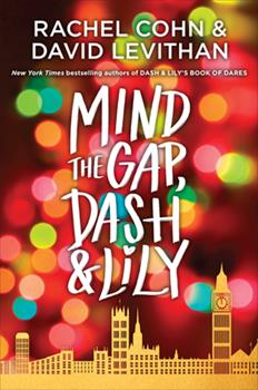 Mind the Gap, Dash & Lily 0593301544 Book Cover