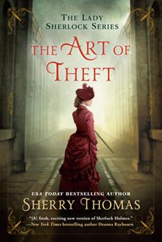 Paperback The Art of Theft Book
