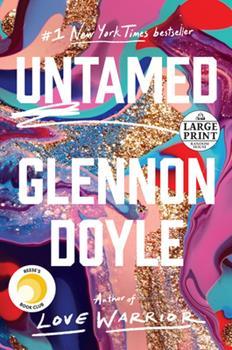 Paperback Untamed [Large Print] Book