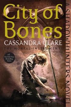 City of Bones 1442498536 Book Cover