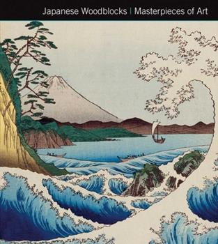 Japanese Woodblocks - Book  of the Masterpieces of Art