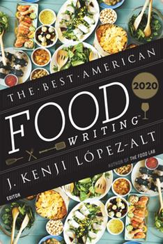 Paperback The Best American Food Writing 2020 Book