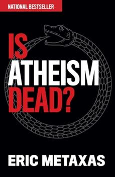 Hardcover Is Atheism Dead? Book