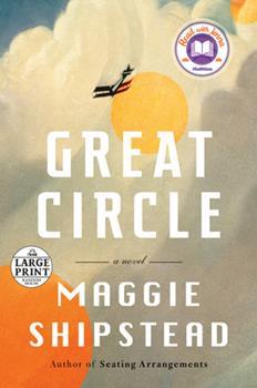 Paperback Great Circle [Large Print] Book