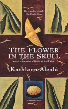 Paperback The Flower in the Skull Book