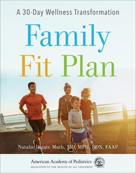 Paperback Family Fit Plan: A 30-Day Wellness Transformation Book