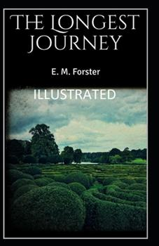 Paperback The Longest Journey Illustrated Book